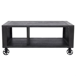 Quentin Occasional Table- Rectangle