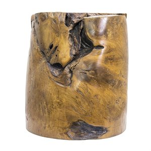 Teak Root Side Table 16 inches