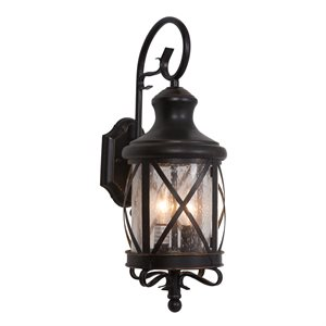 Lorenza Collection Two Lights Incandescent