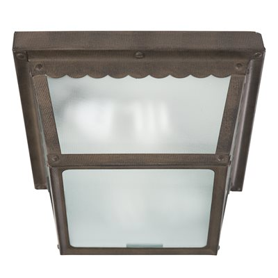 Exterior Lighting Series 9.25-Inch Fluorescent