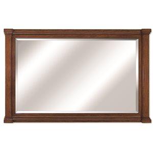 65 in Mirror Brown Color